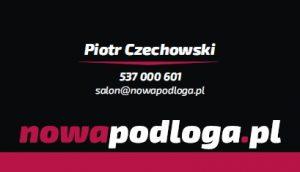wizytówka Piotr