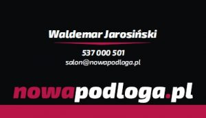 wizytówka Waldemar