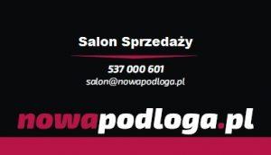 wizytówka Salon