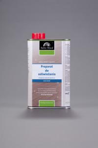 Preparat do odswiezania podlog drewnianych - olej bialy (1000 ml)