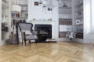 Podłogi drewniane lite